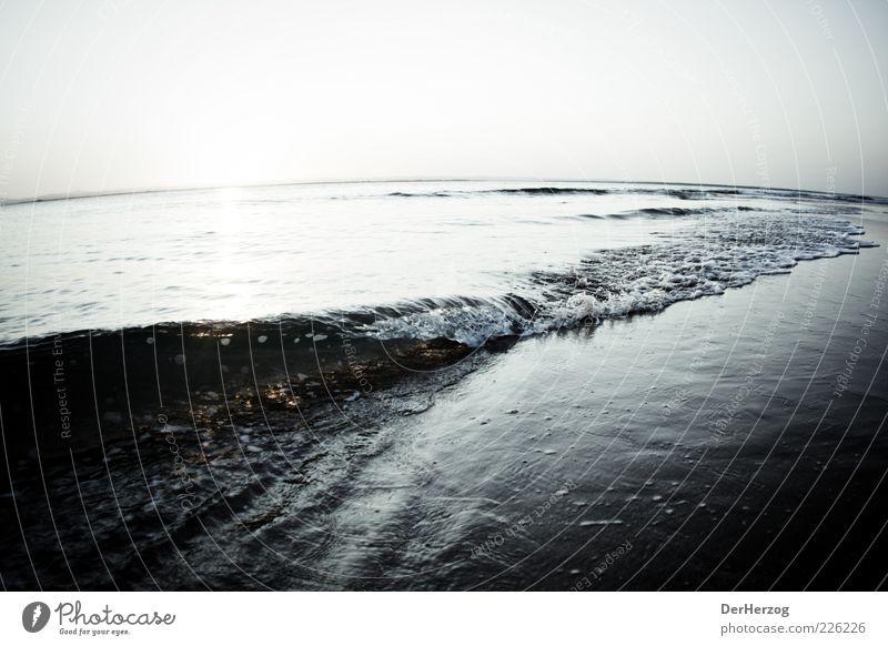 Mikrowelle Ferien & Urlaub & Reisen Sommer Strand Meer Wellen authentisch Farbfoto Außenaufnahme Sonnenlicht Menschenleer Tag