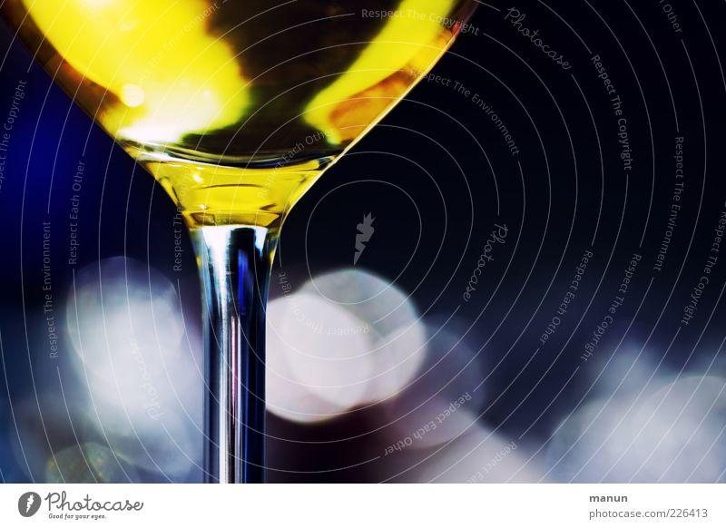 Cidre Stimmung Glas glänzend frisch Getränk Lifestyle Wein leuchten rein lecker Lebensfreude genießen Alkohol trendy Durst Qualität