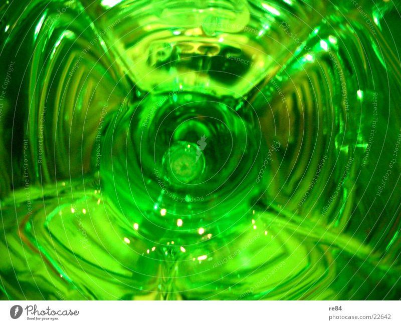 Green Water Flash 2 Wasser grün hell glänzend Freizeit & Hobby Statue Flasche durchsichtig extrem Becher Pfand