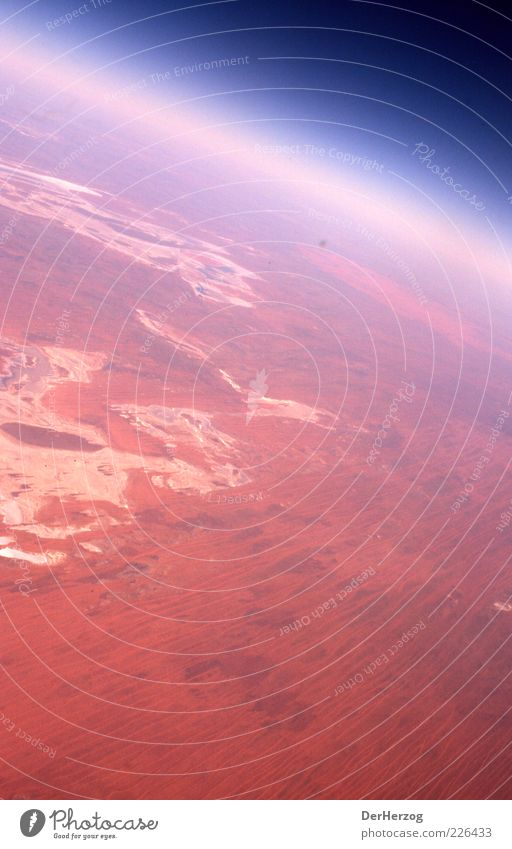 Mars Volta Himmel rot Umwelt Landschaft Erde Luft Horizont Wüste Weltall Planet Australien Atmosphäre Licht Stratosphäre