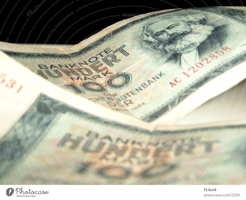 200 Mark #2 DDR Geldscheine Musiknoten Osten Geld