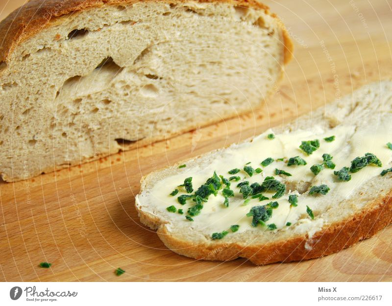 Vegetarier Ernährung Lebensmittel weich Kräuter & Gewürze lecker Holzbrett Diät Bioprodukte Backwaren Teigwaren Vesper Graubrot Brot Vegetarische Ernährung rustikal Käse