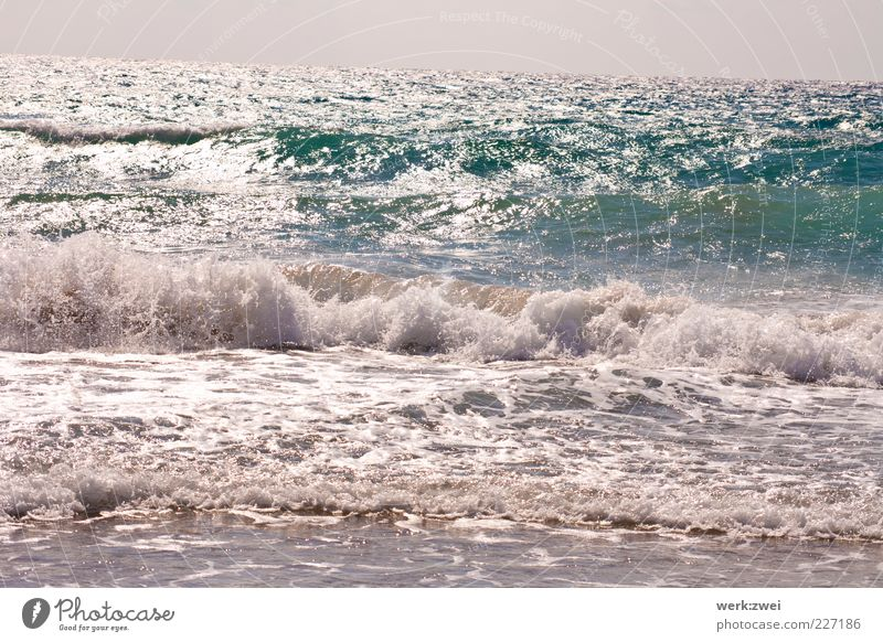 ocean Natur Wasser Sommer Strand Meer Ferne Freiheit Umwelt Landschaft Küste Wellen Horizont Wassertropfen Unendlichkeit entdecken Ewigkeit