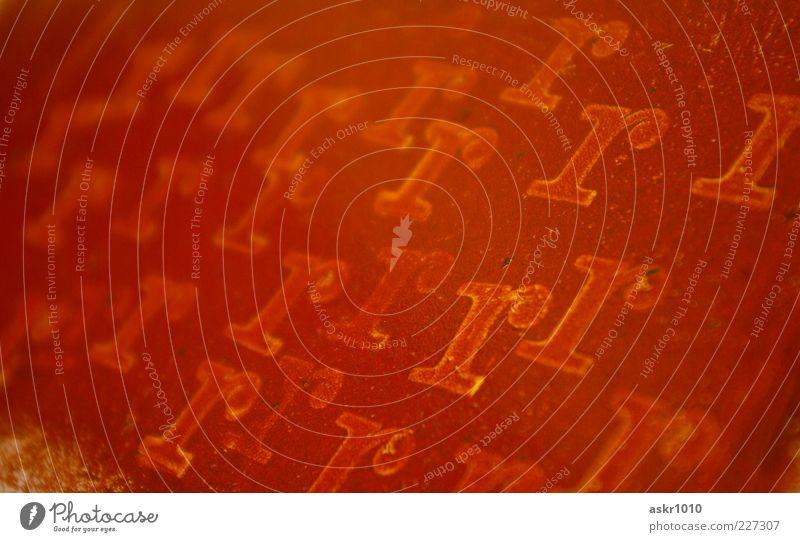 Randgruppe in Rot rot gelb Kunst Buch Design Papier Lifestyle Schriftzeichen Kultur Dekoration & Verzierung Medien Gemälde Handwerk skurril Sammlung Inspiration