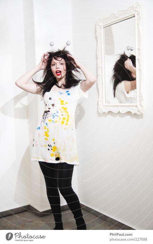Party, Los Angeles! Lifestyle Stil Freude Glück schön Haare & Frisuren Gesicht Kosmetik Lippenstift Freizeit & Hobby Dekoration & Verzierung Raum Nachtleben