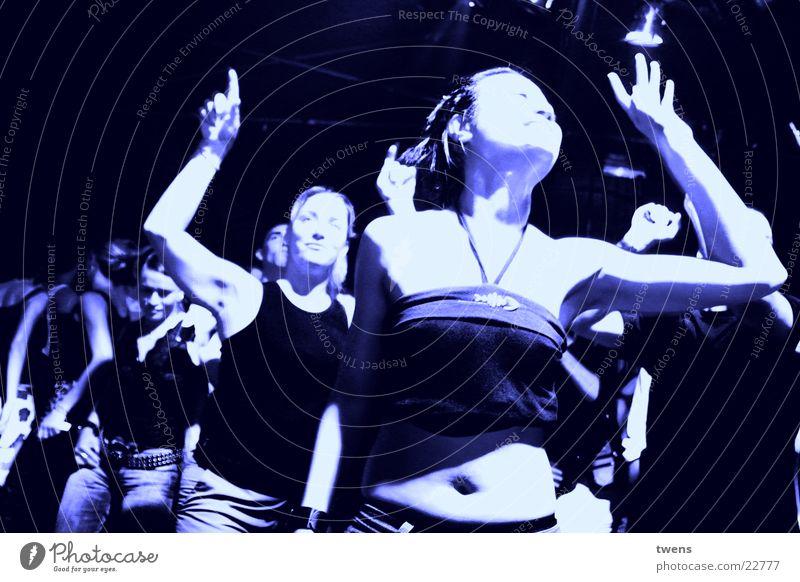 Party time Mensch Party Kultur Club Nachtleben