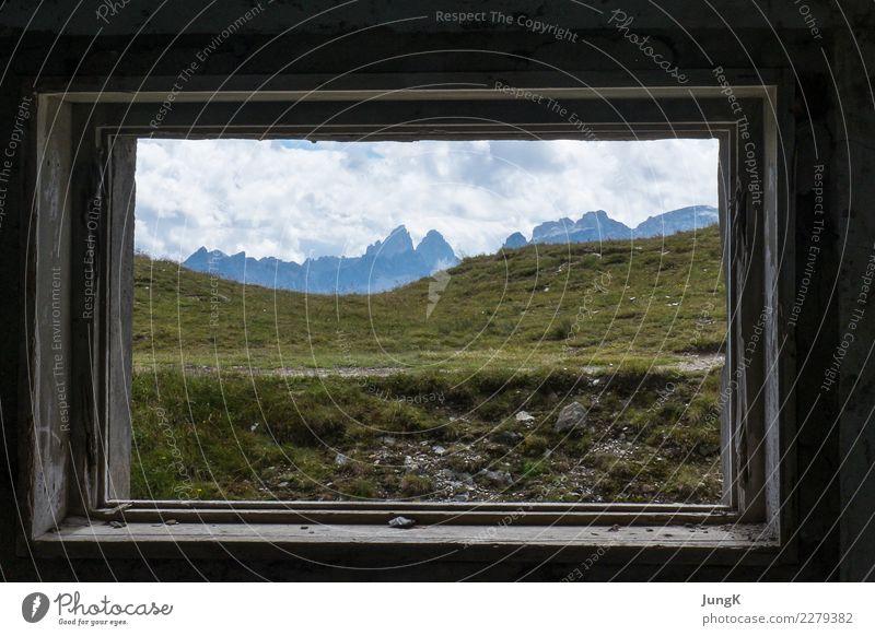 Zickzack Ferien & Urlaub & Reisen Berge u. Gebirge wandern Klettern Bergsteigen Natur Landschaft Alpen historisch Glück schön dankbar Verantwortung vernünftig