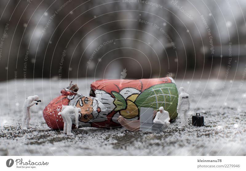 Nikolaus Lebensmittel Süßwaren Schokolade Feste & Feiern Weihnachten & Advent Arbeit & Erwerbstätigkeit Beruf Arbeitsplatz Gesundheitswesen Werkzeug