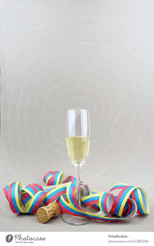 #AS# Gesundes Neues! Kunst ästhetisch Silvester u. Neujahr Sekt Sektglas Party Partygast Partystimmung Partyraum Partyservice Partynacht Jubiläum Geburtstag