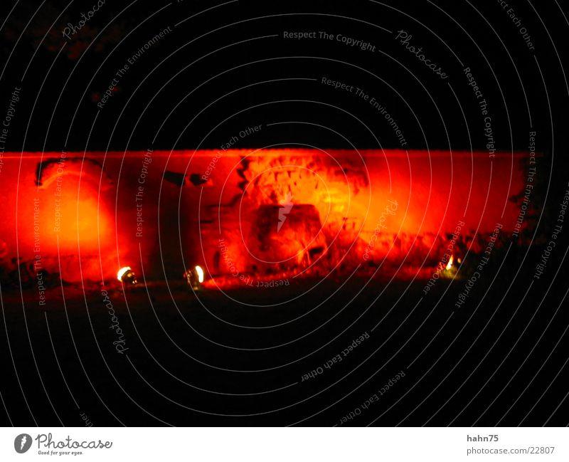 Sommernachtstraum historisch Warmes Licht