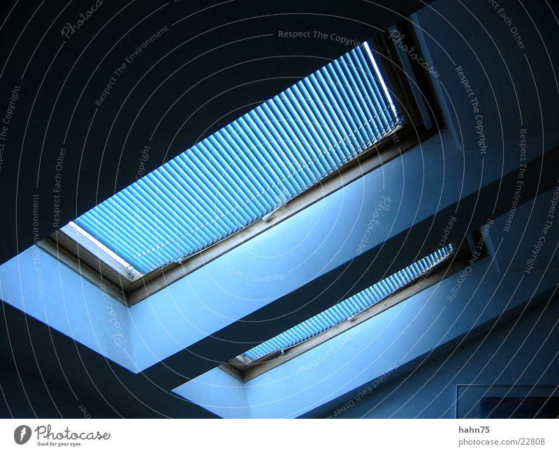 Morgenstimmung Fenster Stimmung aufwachen Jalousie Fototechnik