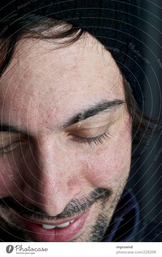 Mensch Jugendliche schwarz ruhig Gesicht Erwachsene Auge Haare & Frisuren Glück Stil braun Haut Mund natürlich maskulin Nase