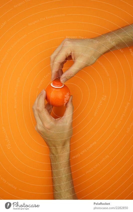 #AS# Direktsaft Mandarine Kunst orange ästhetisch Kreativität Bioprodukte direkt ökologisch saftig Saft aufmachen Inhalt Saftflasche Mandarinente Inhaltsangabe