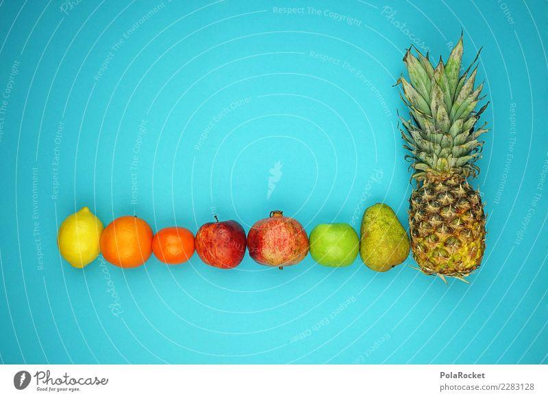 #AS# süß küsst sauer Fitness Sport-Training Diät Erholung Essen blau Zitrone Mandarine Orange Apfel Granatapfel Birne Ananas vitaminreich kaufen