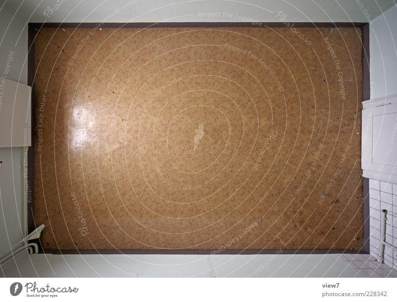 orangeblue :: Raum Linie alt ästhetisch authentisch einfach einzigartig Langeweile Design Symmetrie Farbfoto Innenaufnahme Nahaufnahme Muster