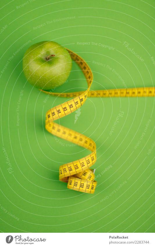 #AS# Grüne Diät Kunst Kunstwerk ästhetisch Apfel Apfelernte Apfel der Erkenntnis Apfelsaft Apfelschale Apfelplantage grün Gesunde Ernährung Kalorie lecker