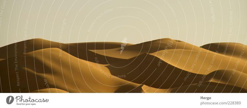 Ferien & Urlaub & Reisen Sand Landschaft Umwelt Tourismus Wüste Warmherzigkeit