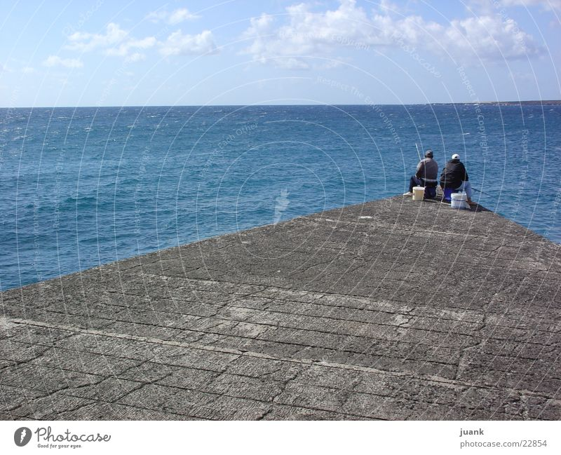 Dos pescadores