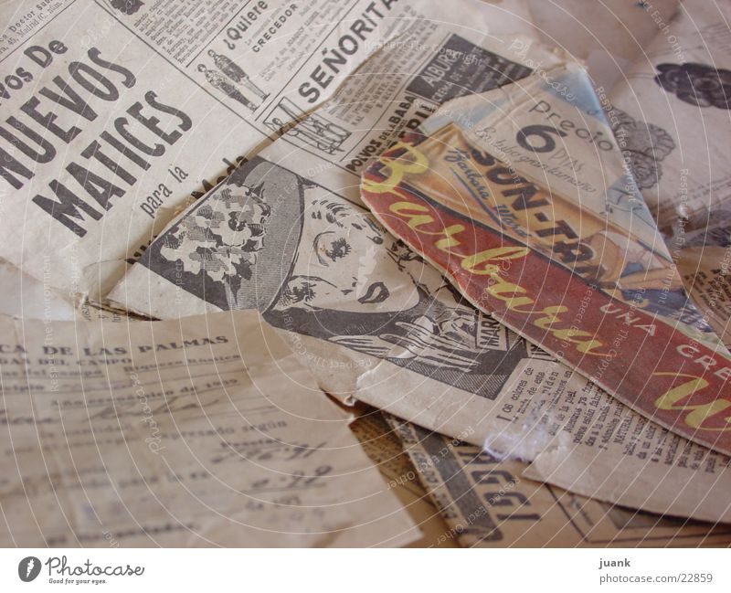 paper Dinge