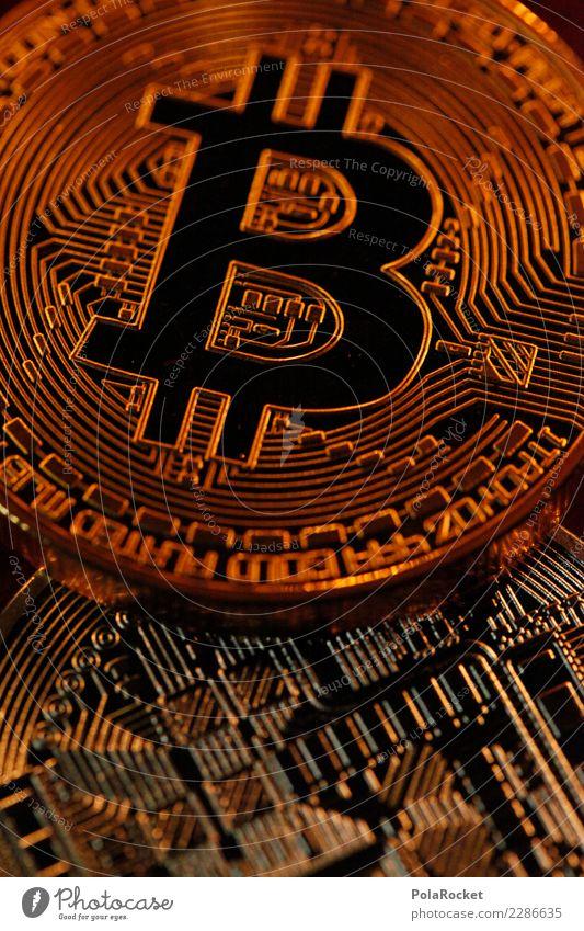 #A# Bitcoin Symbol Kunst ästhetisch Geld trendy Geldinstitut Geldscheine Kapitalwirtschaft Geldmünzen Kapitalismus Geldgeschenk Hochkonjunktur Medienrummel