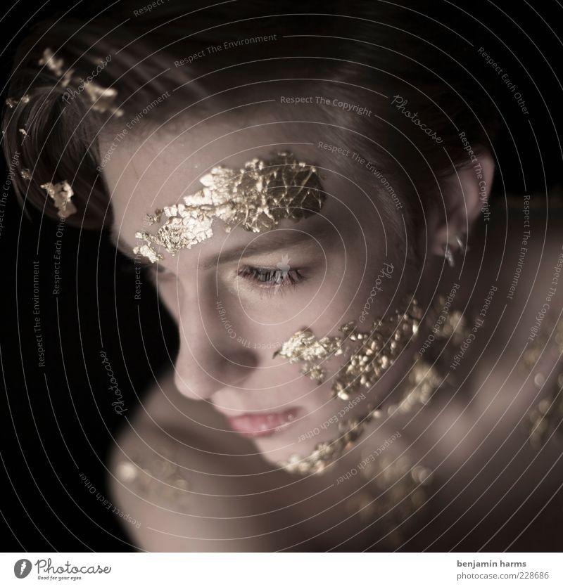Habgier #3 Mensch Jugendliche Gefühle Erwachsene Kopf gold maskulin 18-30 Jahre Reichtum Stolz Hochmut Homosexualität Mann eitel Gier Kurzhaarschnitt