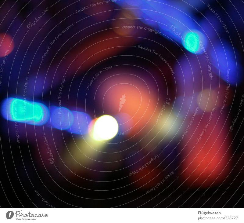 Open Air Nachtleben Entertainment Veranstaltung Diskjockey Feste & Feiern clubbing Show Konzert Bühne Sänger Musiker Farbfoto Außenaufnahme Kunstlicht Licht