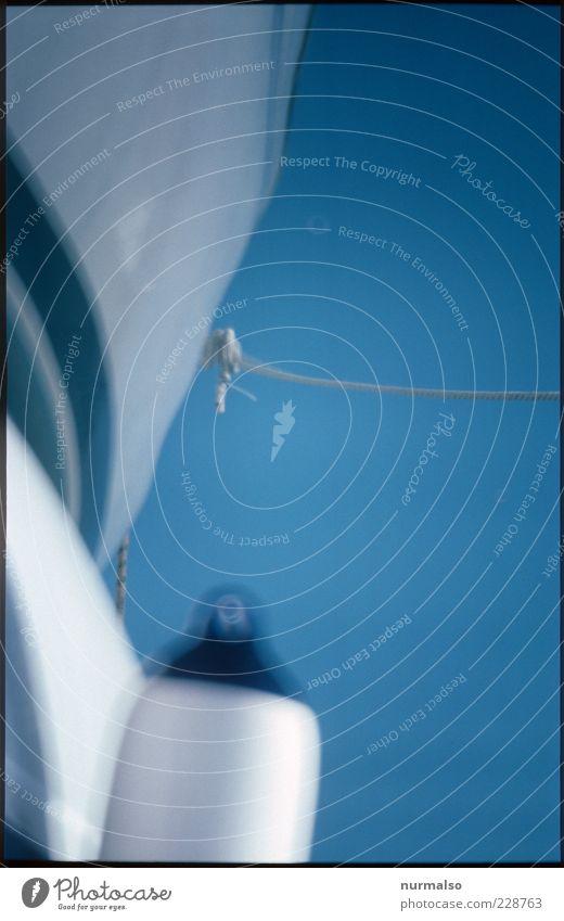 blue sea blau Wasser Ferien & Urlaub & Reisen Meer Sommer Farbe Umwelt Freizeit & Hobby Tourismus Urelemente rein Schifffahrt Segeln reich Jacht maritim