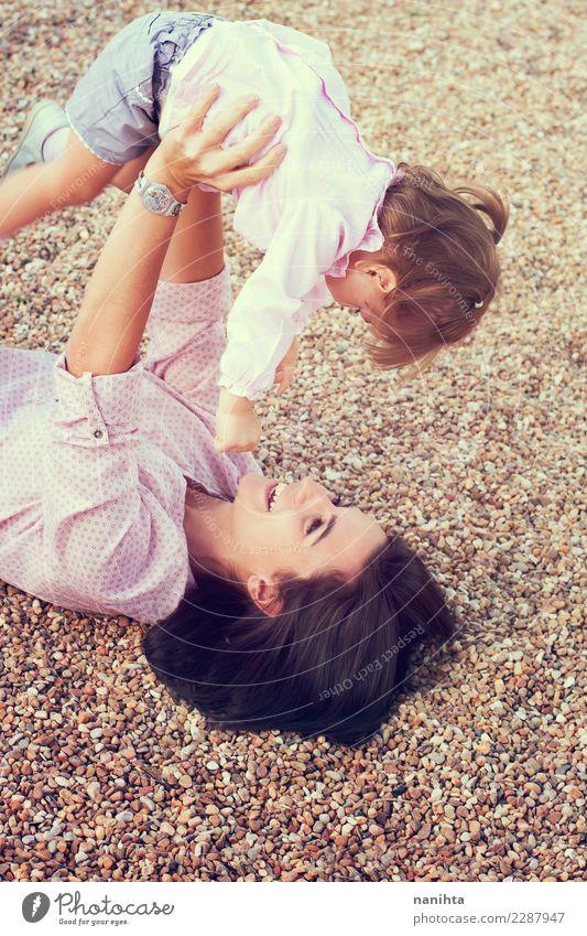 Mensch Ferien & Urlaub & Reisen Jugendliche Junge Frau Freude Mädchen 18-30 Jahre Erwachsene Leben Lifestyle Gesundheit Liebe feminin Familie & Verwandtschaft
