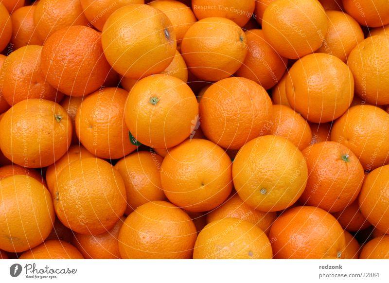 Orangen rot Sommer gelb Ernährung Gesundheit Orange Frucht lecker Saft Zitrusfrüchte Mandarine Nektarine