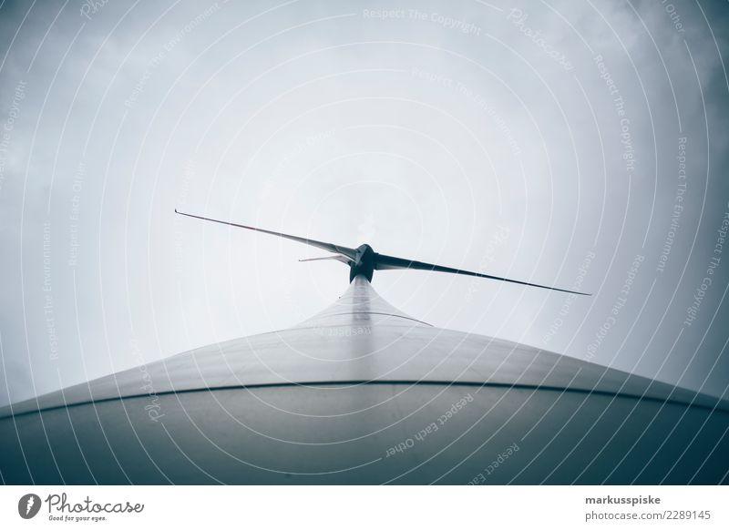 Windrad Erneuerbare Energie Natur Park Kraft Windkraftanlage Tresor