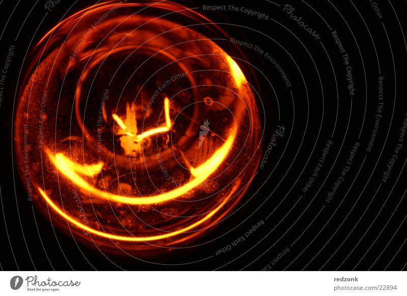 Spot on gelb Lampe Stil hell orange Freizeit & Hobby Scheinwerfer Glühdraht