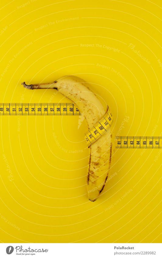 #AS# in shape Kunst Kunstwerk ästhetisch Banane Bananenschale Bananenmagazin Fitness Gesundheit sportlich Fitness-Center Gesunde Ernährung Kalorie Diät gelb