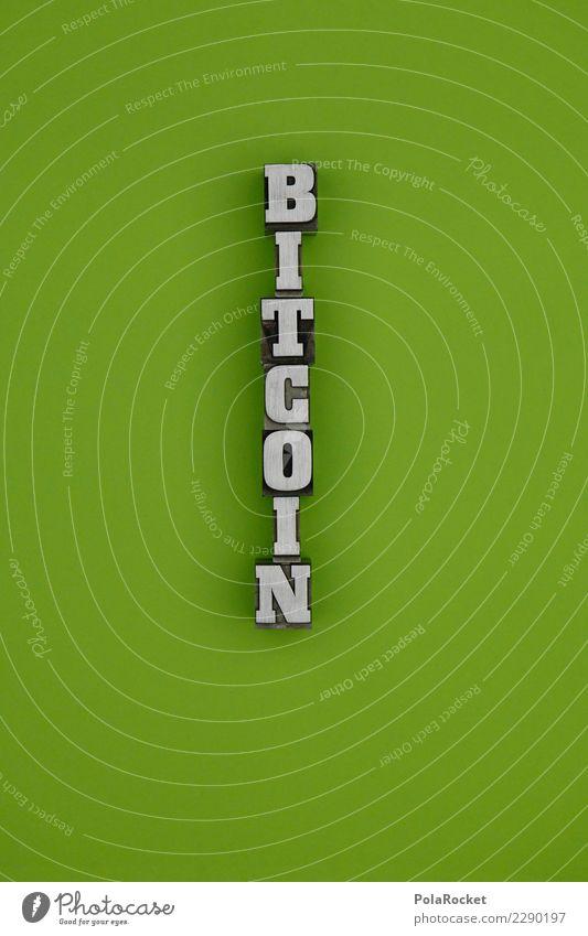 #AS# bitcoin green Kunst ästhetisch Kryptowährung Geld Kapitalwirtschaft Kapitalismus Kapitalanlage Geldinstitut Geldmünzen Geldgeschenk Geldkapital Geldgeber