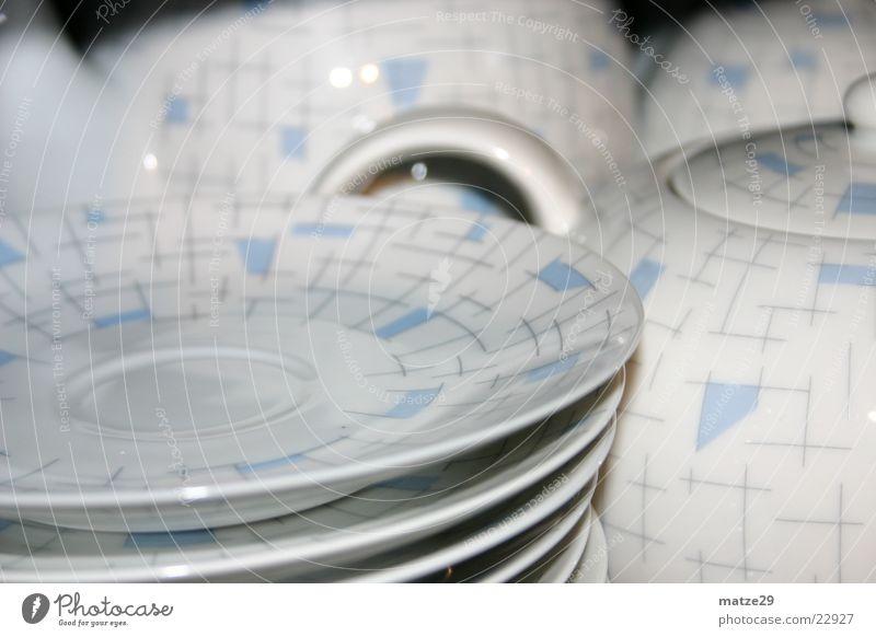 Porzellan Teller Tasse Tragegriff Küche Geschirr unterteller Kaffee