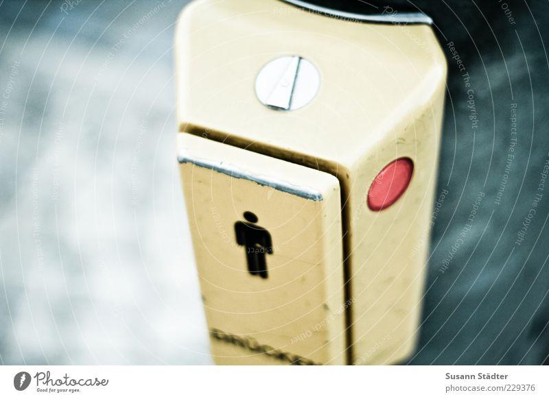 Wie nennt man dieses Teil eigentlich? Straße Wege & Pfade laufen Verkehrswege Gesetze und Verordnungen Ampel Schalter Knöpfe Fußgänger Straßenverkehr drücken Piktogramm Signal Symbole & Metaphern Mensch Fußgängerübergang