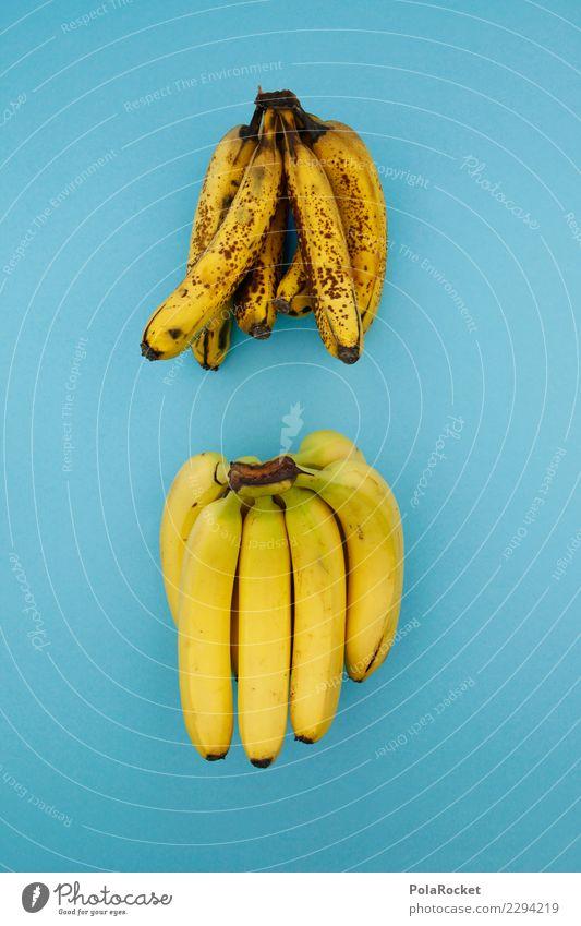 #AS# Zeit Kunst ästhetisch Banane Bananenstaude Bananenschale Bananenplantage Bananenmagazin Bananenmilch vorher nachher frisch verdorben verfaulen Verfall