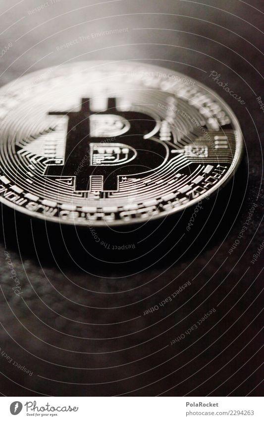 #AS# shiny coin Kunst ästhetisch Kryptowährung silber Symbole & Metaphern bezahlen Zahlungsmittel Geld Geldinstitut Geldmünzen Geldgeschenk Geldkapital
