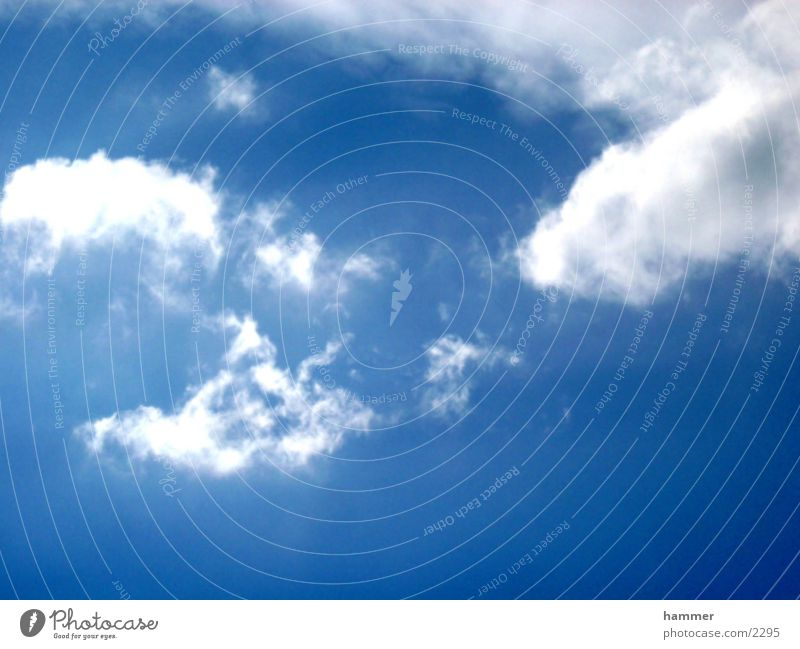 sky Himmel Wolken