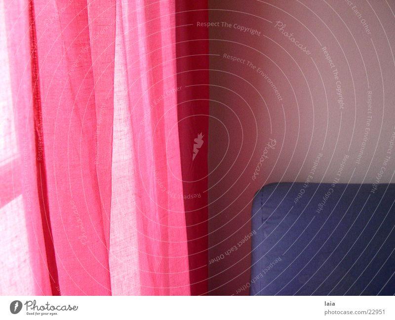 absence Farbe Wand Raum Häusliches Leben Sofa Gardine
