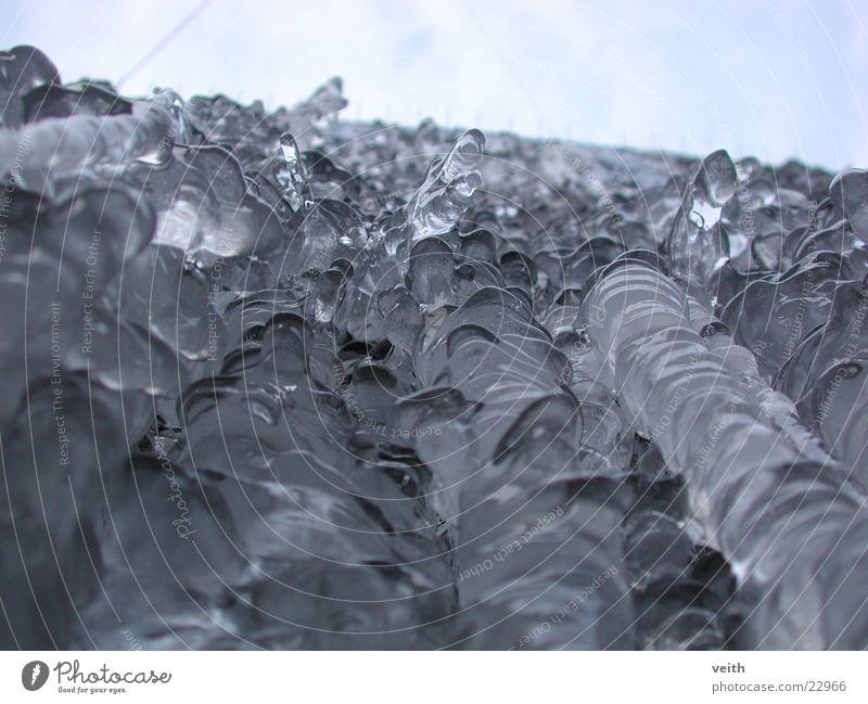 ice Himmel Eis
