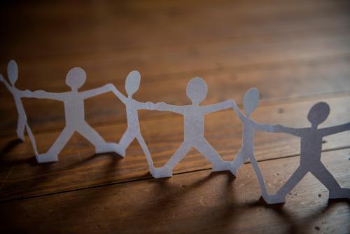 People United Mensch sprechen Familie & Verwandtschaft Business Feste & Feiern Menschengruppe Zusammensein Freundschaft Freizeit & Hobby Büro