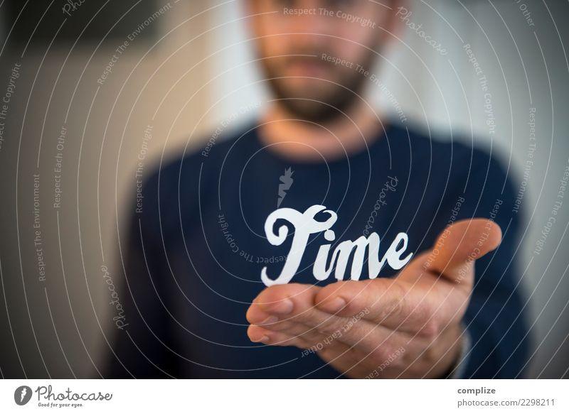 Zeit geben! Lifestyle Freude Gesundheit Wellness Wohlgefühl Erholung ruhig Ferien & Urlaub & Reisen Kindererziehung Arbeit & Erwerbstätigkeit Büroarbeit
