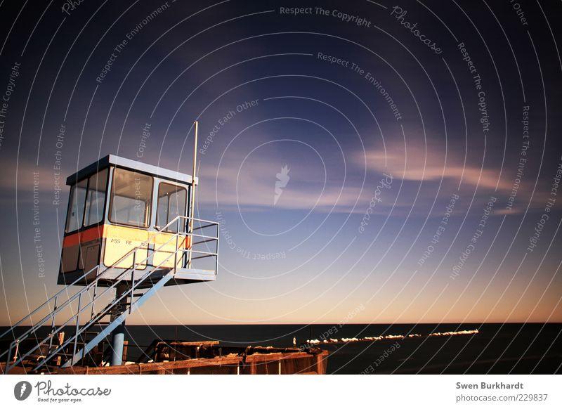 Weitseeing Himmel Natur Wasser blau Meer Sommer Wolken Ferne Umwelt Landschaft Architektur Gebäude Luft Wetter Horizont