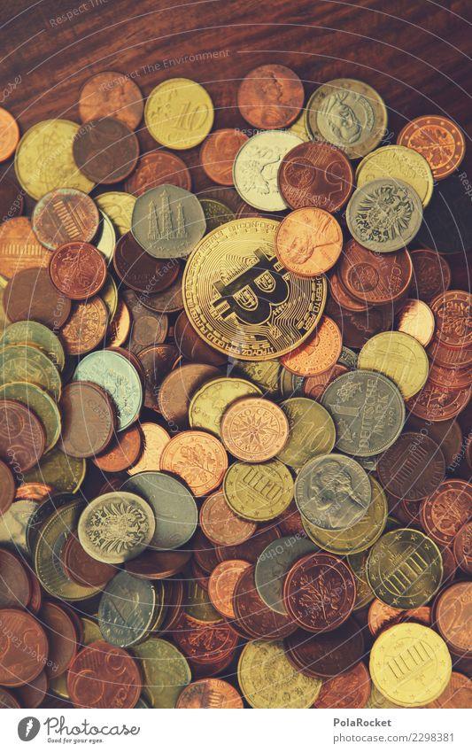 #A# Münzsammlung Kunst Kunstwerk ästhetisch Kryptowährung Geld Geldinstitut Geldmünzen Geldgeschenk Geldkapital Geldgeber Geldverkehr viele Bargeld