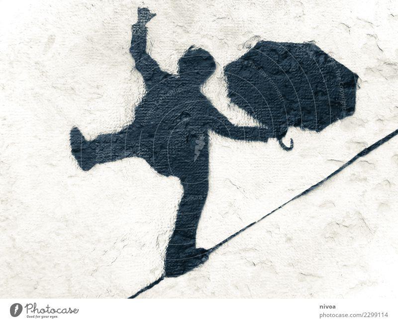 hoch das bein 2 Mensch Jugendliche Einsamkeit Erwachsene Leben Wand Sport Kunst Mauer Paar Stein Verkehr Körper verrückt Tanzen lernen