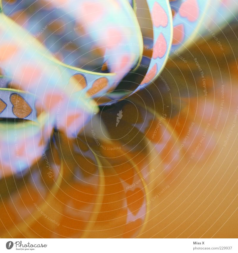 Da Mist ist vorbei ...das ist prima, viva colonia... Feste & Feiern Herz Papier Dekoration & Verzierung Karneval Spirale Anschnitt mehrfarbig Luftschlangen