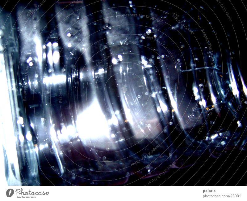 water effects Wasser blau Lampe Wassertropfen Statue Furche Fototechnik