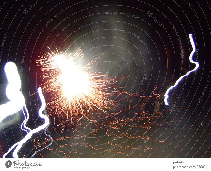 lichteffekte Lampe Beleuchtung Streifen Feuerwerk Fototechnik