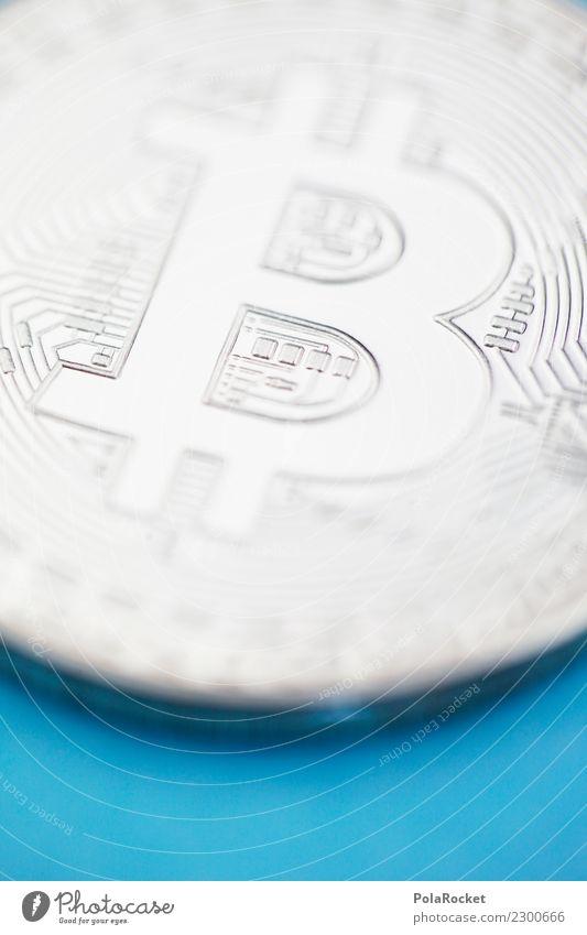 #A# Silver Coin blau Kunst Spielen Computer kaufen Geld Geldinstitut Handel digital silber Digitalfotografie Kapitalwirtschaft Krise Geldmünzen Kapitalismus