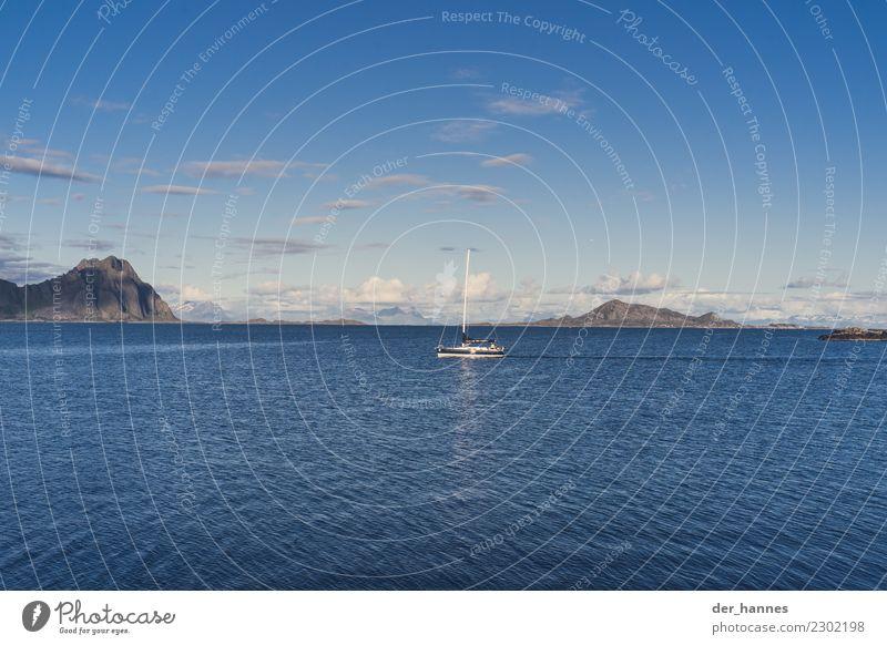 nicht mein boot Natur Ferien & Urlaub & Reisen blau Wasser Landschaft Meer Freude Ferne Umwelt Küste Sport Stil Freizeit & Hobby Wellen elegant Geschwindigkeit